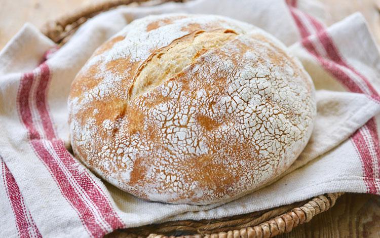 نان خانگی