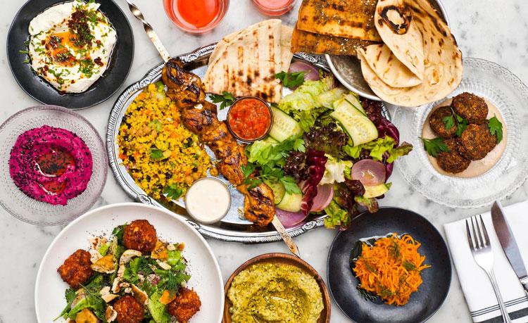 انواع خوراکی ترکی
