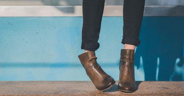 کفش مناسب برای افراد کوتاه قد