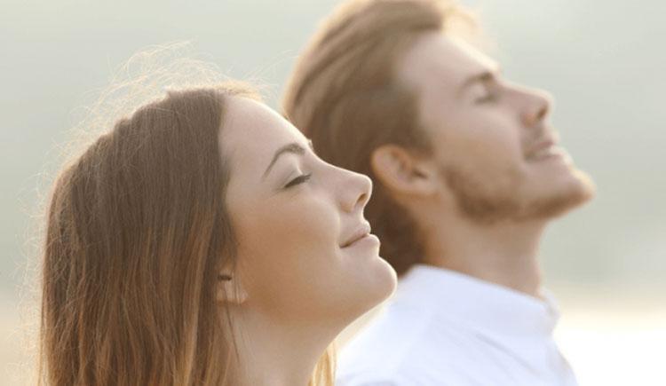 تنفس از راه بینی