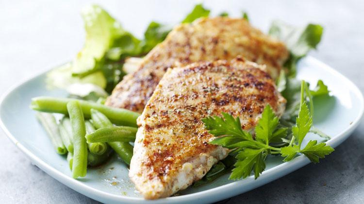 خوراکی با مرغ