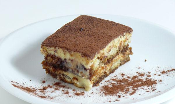 کیک تیرامیسو با شکلات