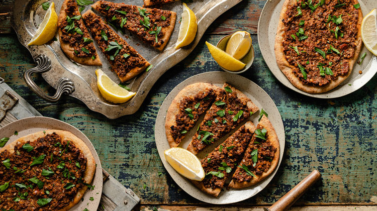 غذای محلی ترکی