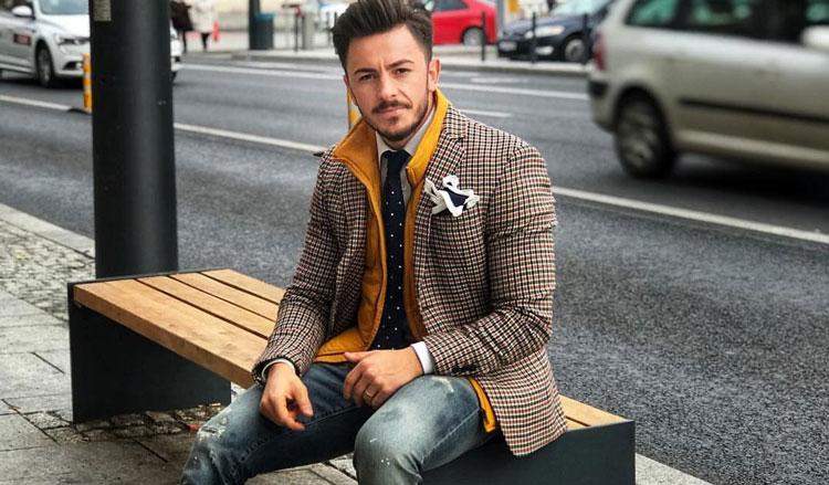 ترفندهای شیک پوشی مردانه