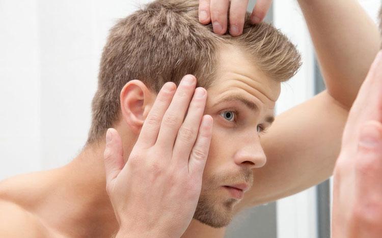 درمان ریزش مو و ابرو