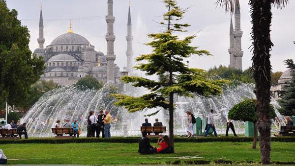 زیباترین میدان استانبول