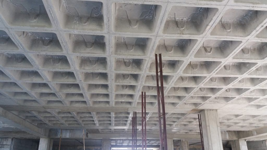 کاربرد سقف وافل