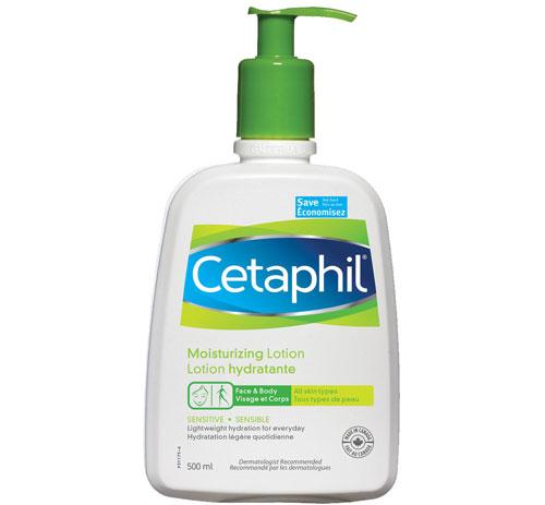 لوسیون مرطوب کننده بدن و صورت Cetaphil