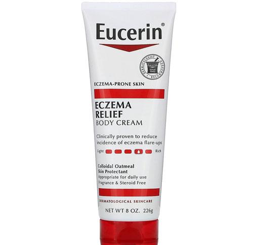 کرم Eucerin برای اگزمای پوستی