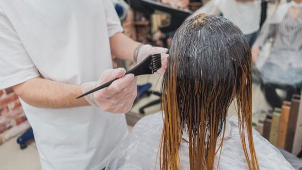 رابطه رنگ مو و سرطان