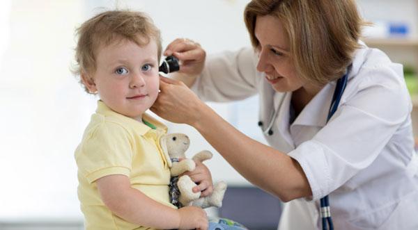 ویکس برای گوش درد نوزادان