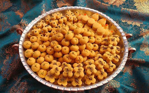 شیرینی نخودچی قزوین