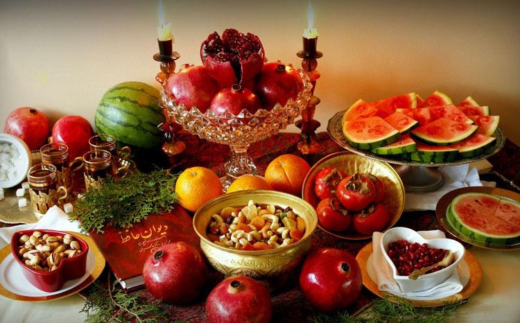 هدف از برگزاری جشن شب یلدا