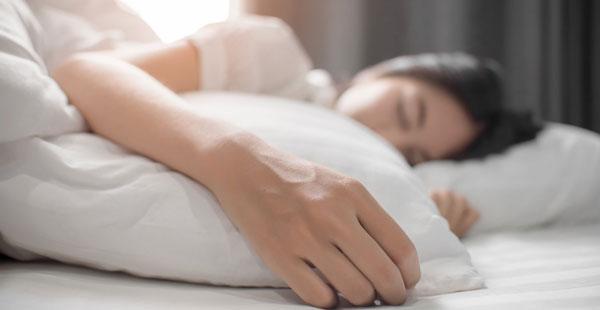 درمان به خواب رفتن انگشتان دست