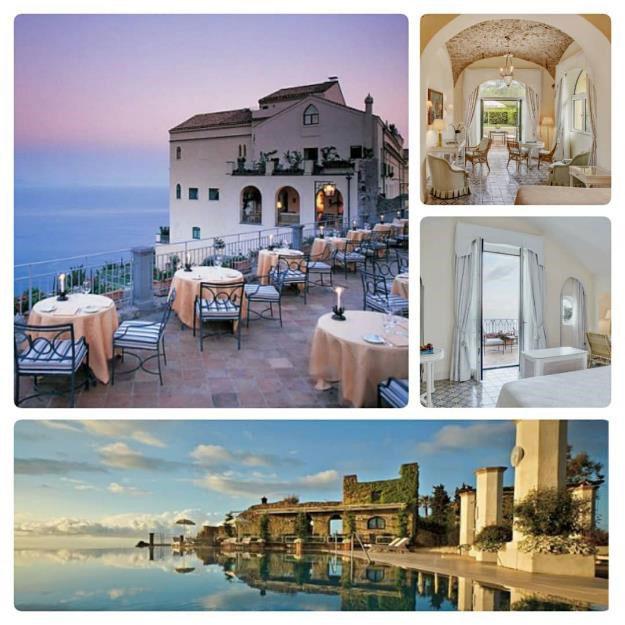 هتل BELMOND HOTEL CARUSO در ایتالیا