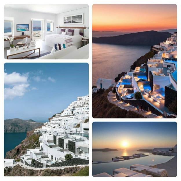 هتل GRACE SANTORINI در یونان