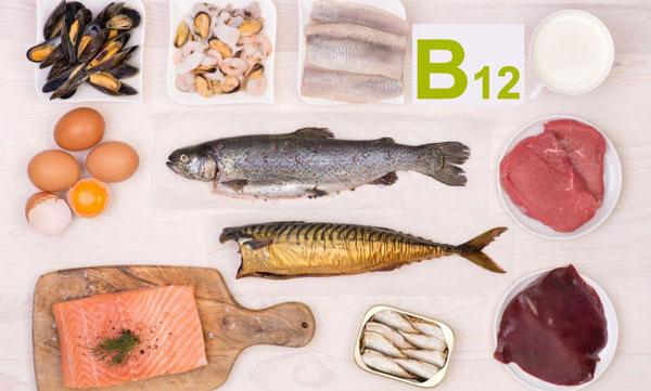 کمبود ویتامین B-12