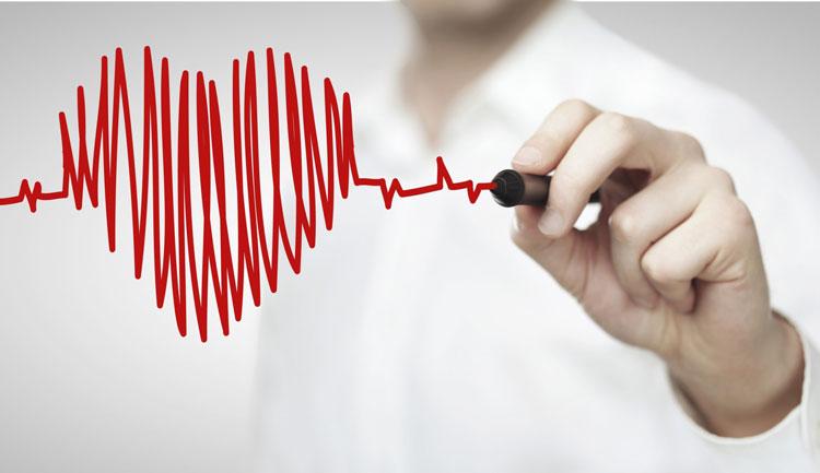 عوارض تپش قلب در جوانان