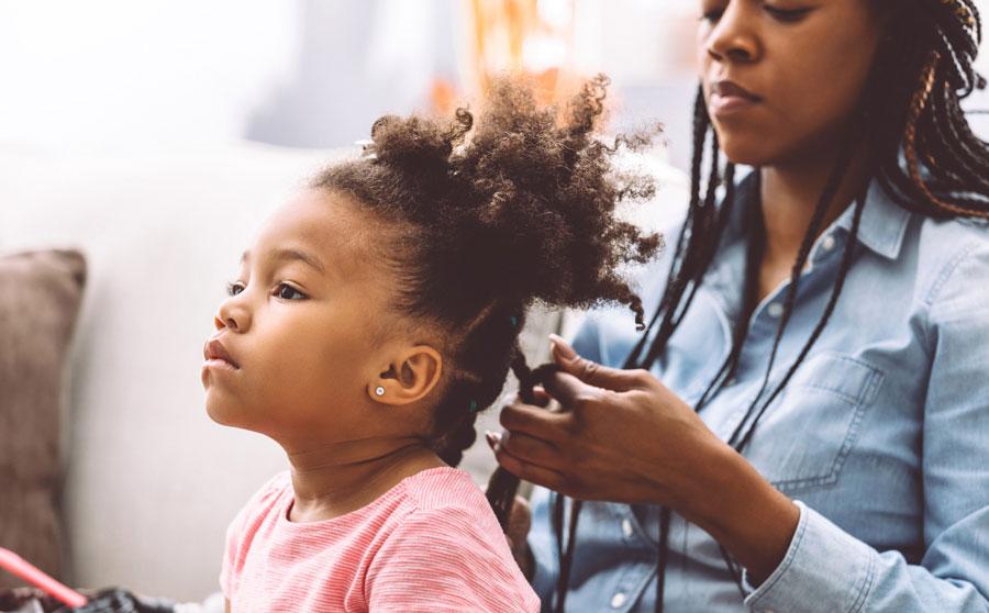 درمان خانگی موخوره در کودکان