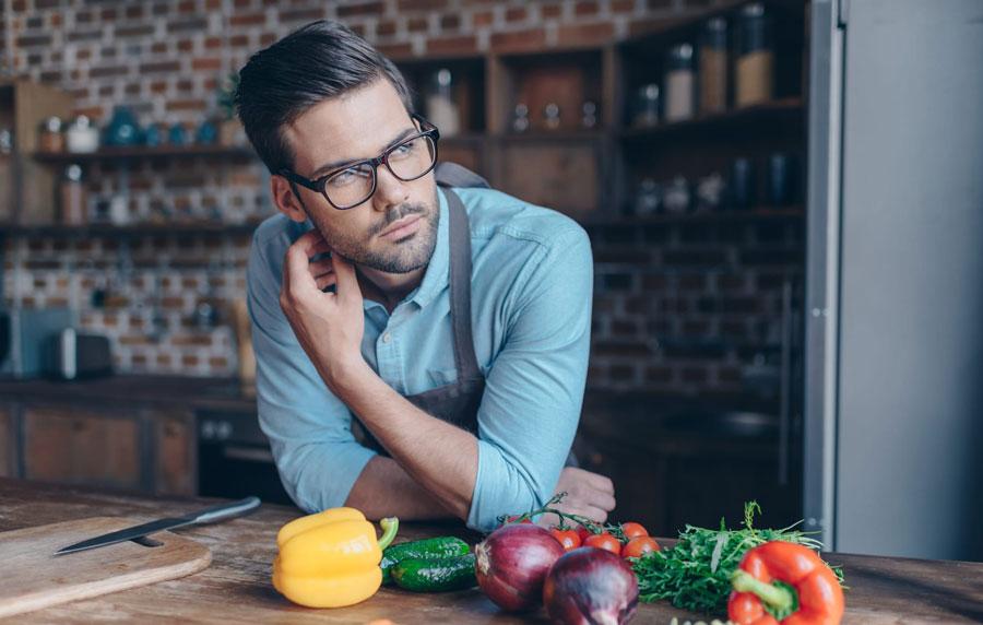 فواید رژیم گیاه خواری برای پوست