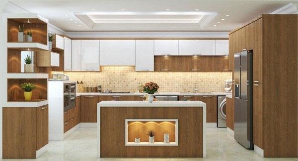 طراحی اصولی کابینت آشپزخانه