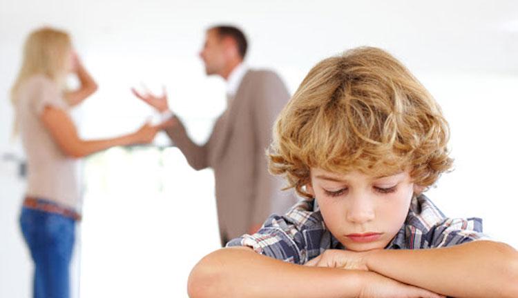 جلوگیری از طلاق والدین