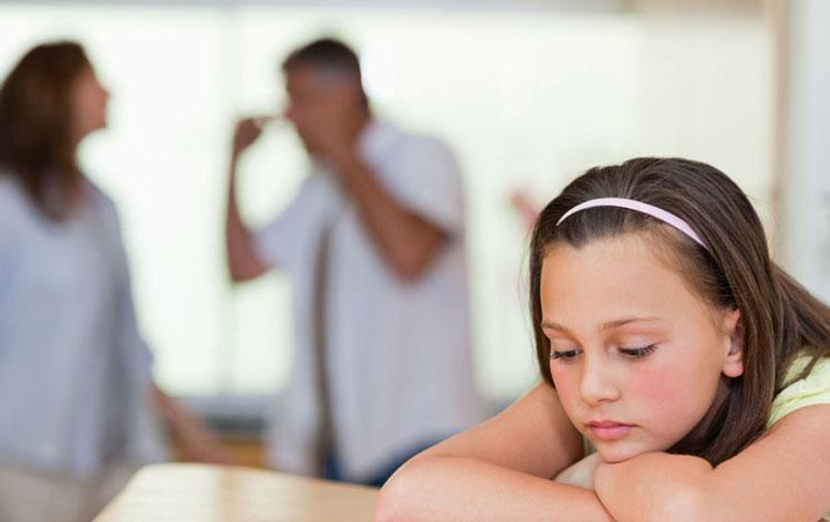 مشکلات فرزندان طلاق در بزرگسالی
