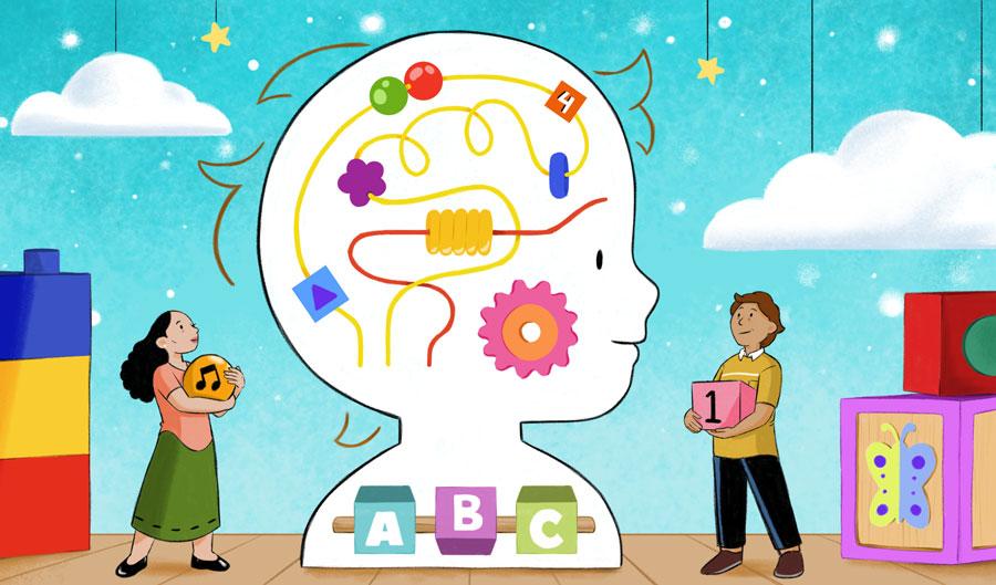 بهترین کتاب روانشناسی کودک