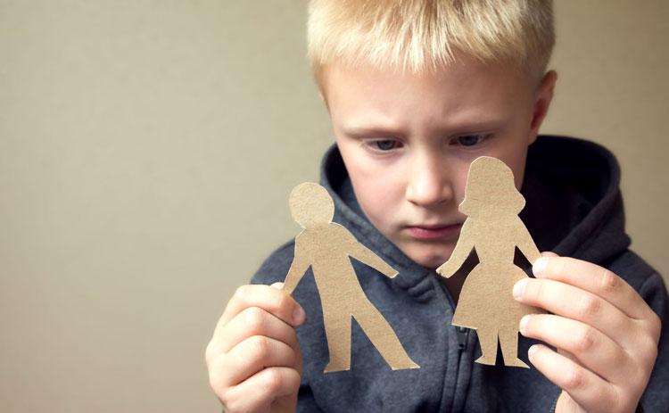 تاثیر دعوای والدین بر فرزندان