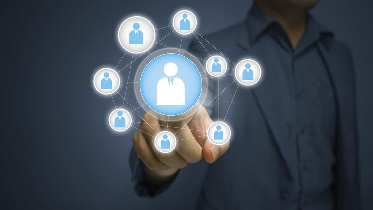 تعامل با مشتریان از طریق گپ