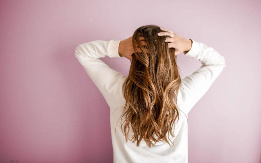 نرم کردن فوری مو
