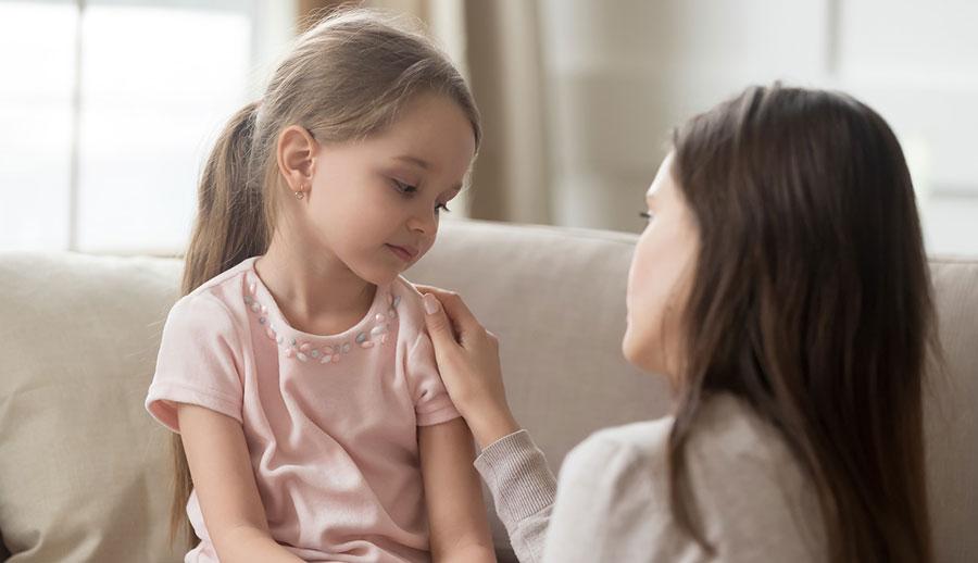 تشخیص استرس در کودکان