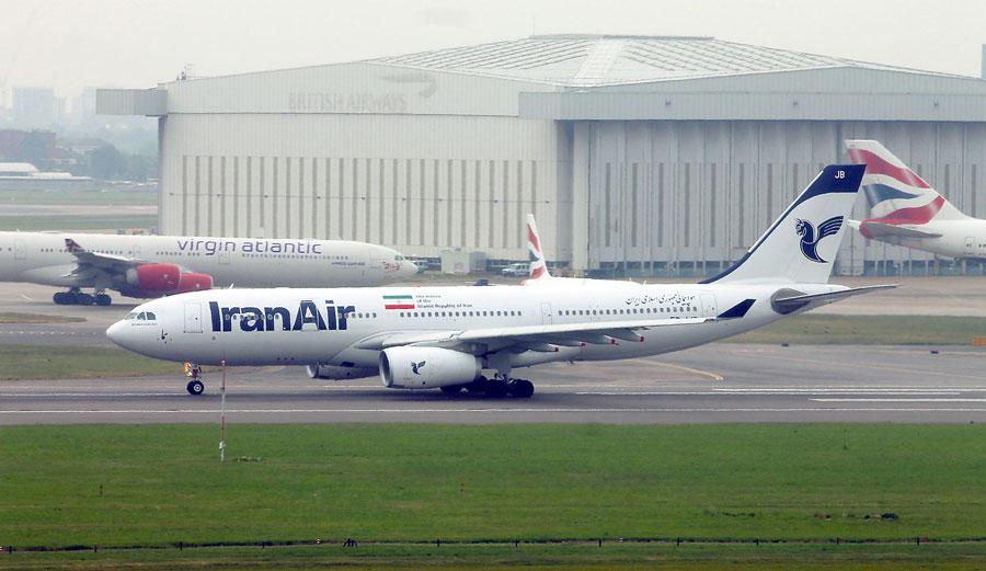 شرکت های هواپیمایی ایران