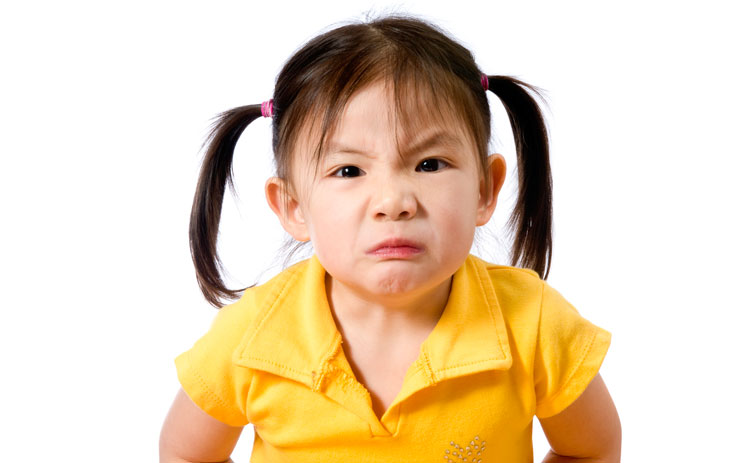 عوارض عصبی بودن کودکان