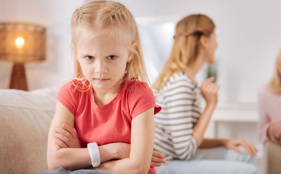 درمان عصبی بودن کودکان