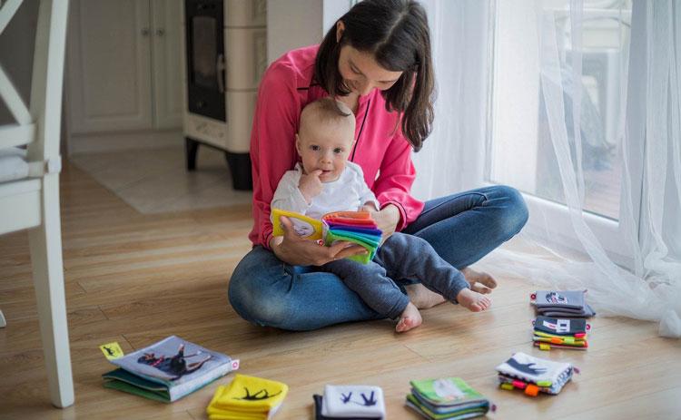 بازی درمانی برای کودک مضطرب