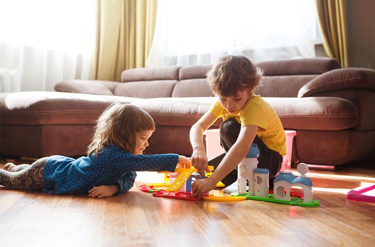 بازی درمانی و اضطراب کودکان