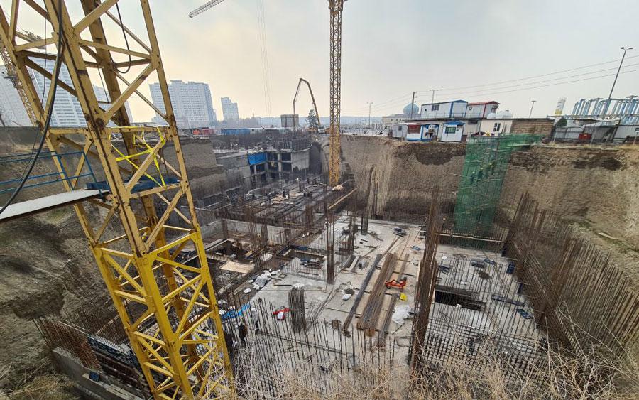 پروژه بانک ملی