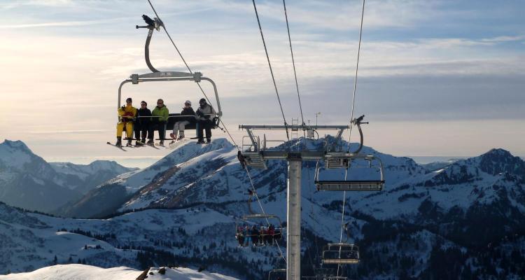 تور اسکی و برف فرانسه
